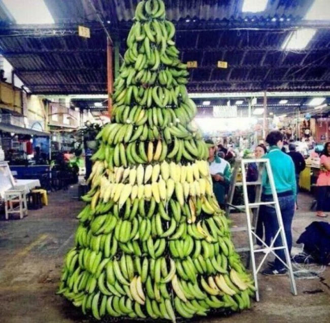 Фото прикол  про банан