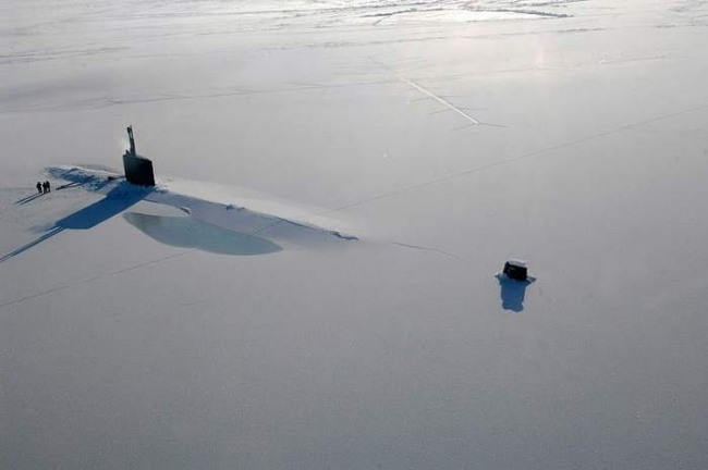 Фото прикол  про підводний човен