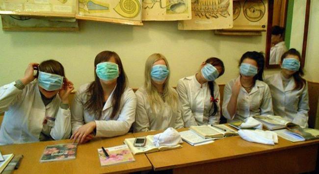 Фото прикол  про медичний інститут