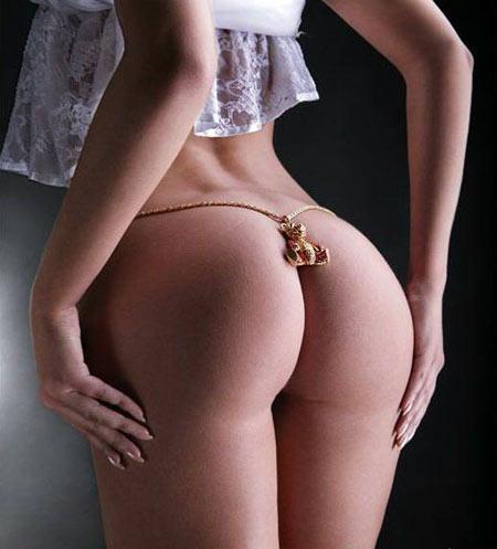 Фото прикол  про сідниці та стрінги