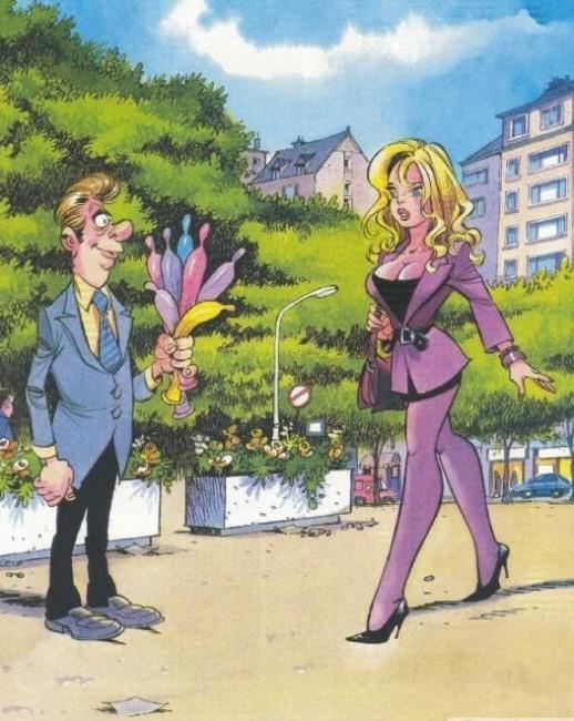 Малюнок  про побачення