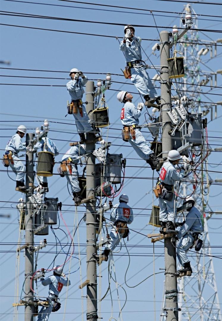 Прикольные картинки о электрике