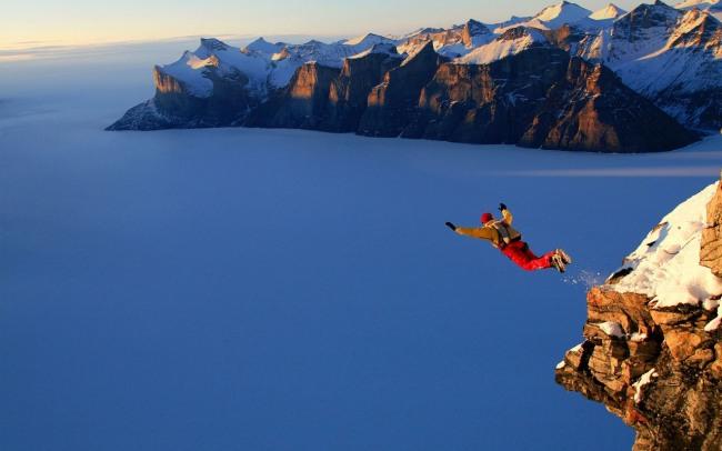 Фото прикол  про парашутистів