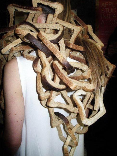 Фото прикол  про хліб