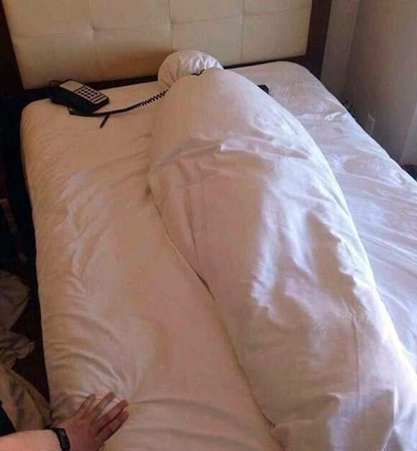 Фото прикол  про готель та жарти
