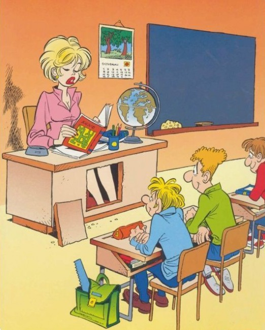 Малюнок  про школу