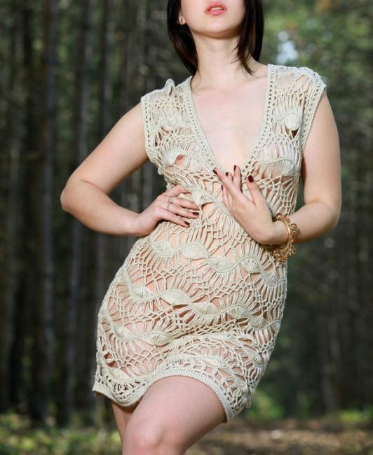 Фото прикол  про сукню, еротику вульгарний