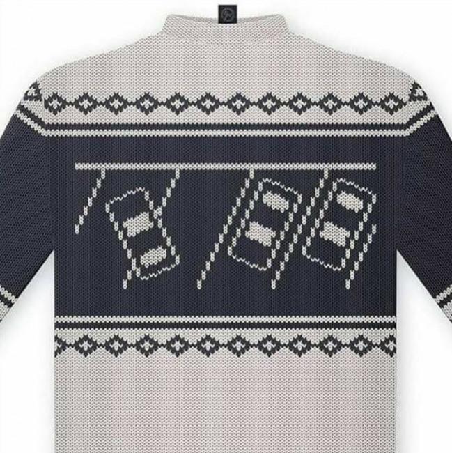 Фото прикол  про светр та новий рік