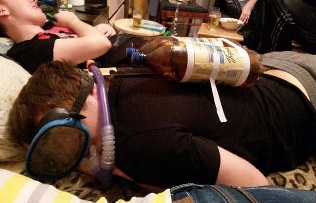 Фото прикол  про п'яних