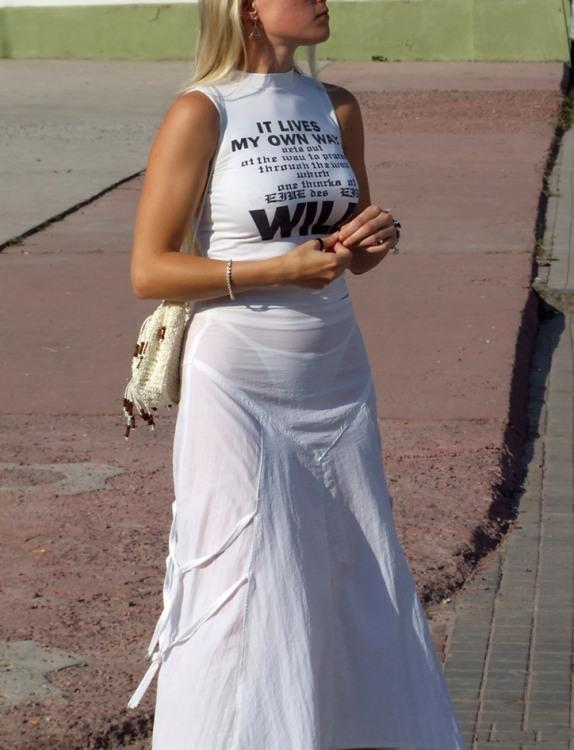 Фото прикол  про сукню, прозорість вульгарний