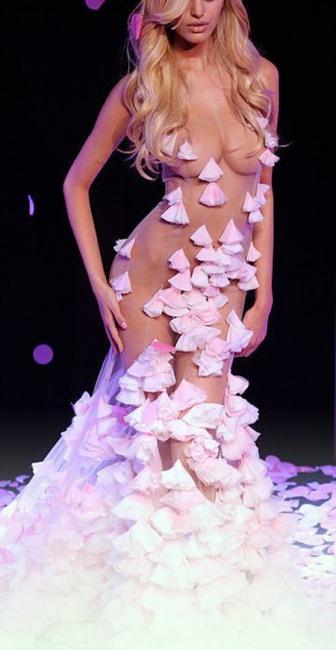 Фото прикол  про сукню, моду та еротику