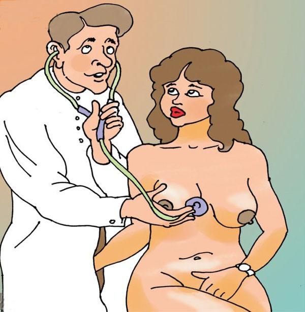 Малюнок  про лікарів вульгарний