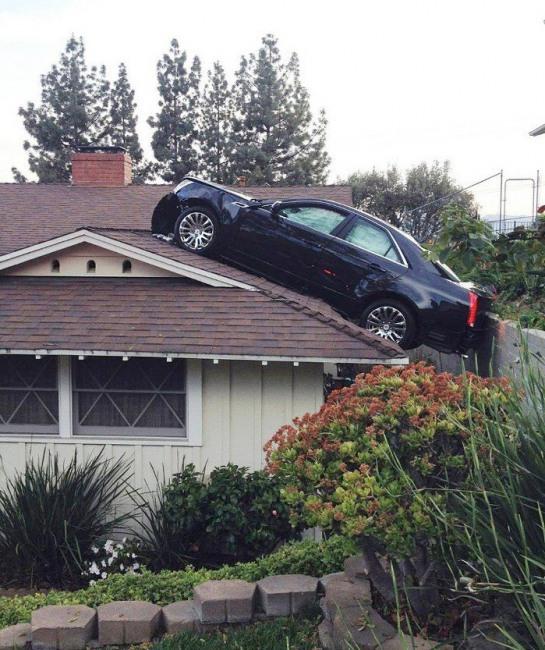 Фото прикол  про автомобілі та дтп