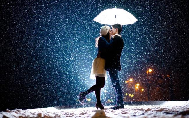 Фото прикол  про романтику та поцілунки