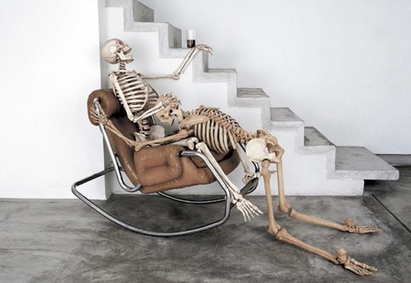 Фото прикол  про скелет, оральний секс вульгарний