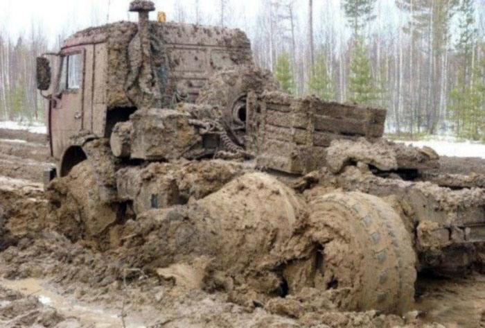 Фото прикол  про бруд та автомобілі