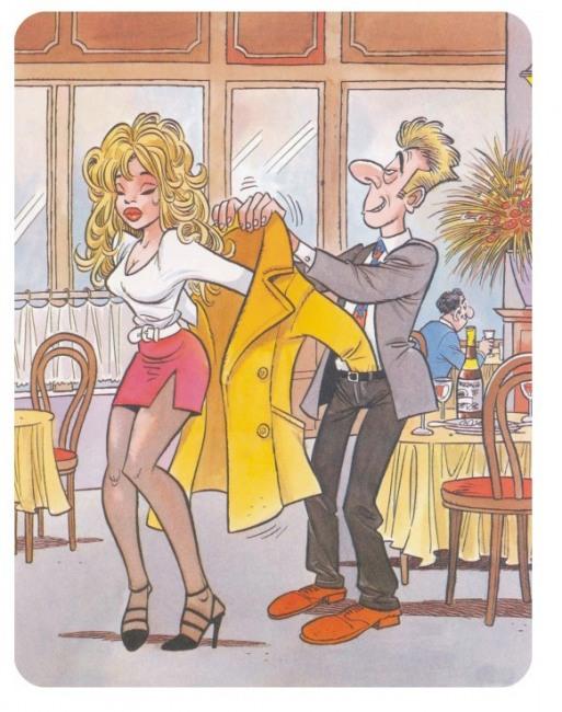 Малюнок  про одягання вульгарний