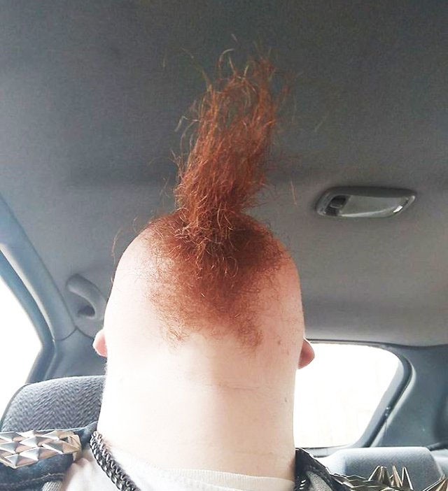 Фото прикол  про бороду
