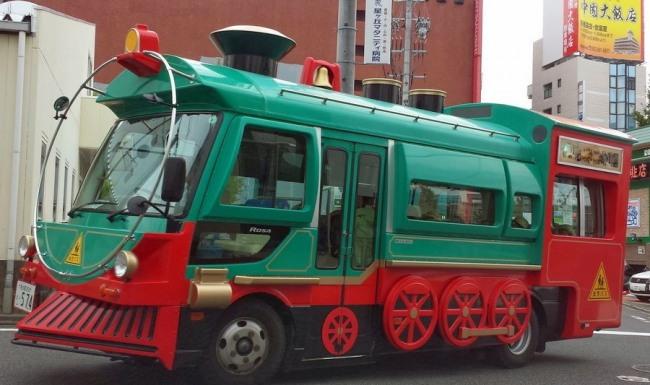 Фото прикол  про автобус