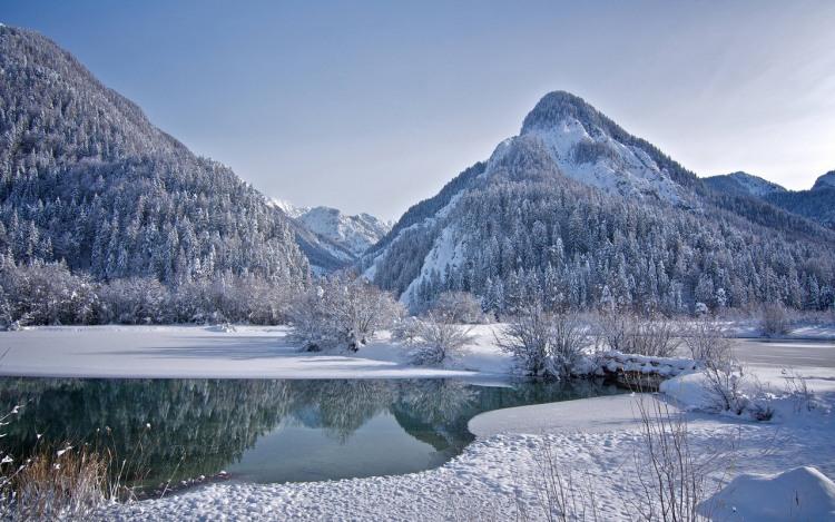 Фото прикол  про зиму та природу