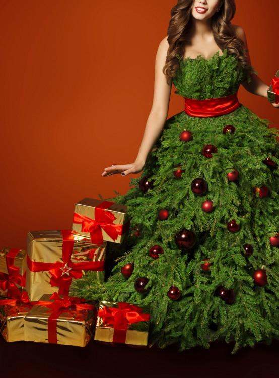 Фото прикол  про одяг та новий рік