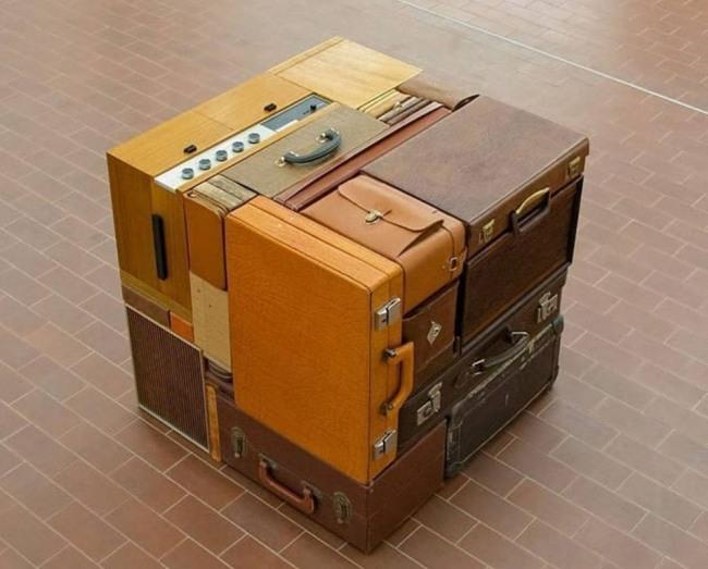Фото прикол  про валізу