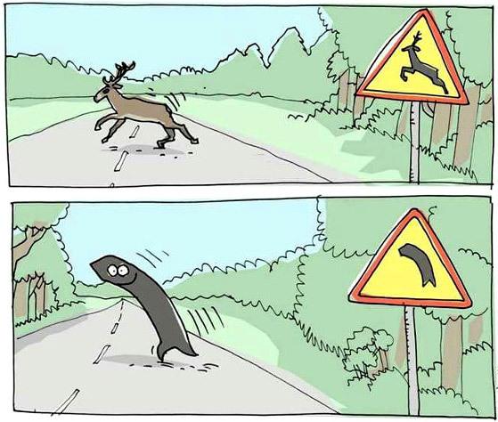 Малюнок  про дорожні знаки