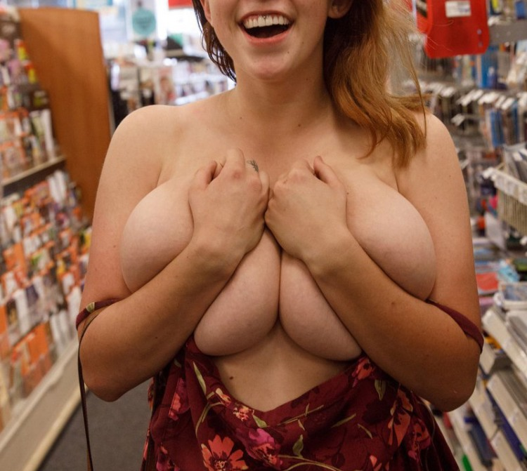 Фото прикол  про жіночі груди вульгарний