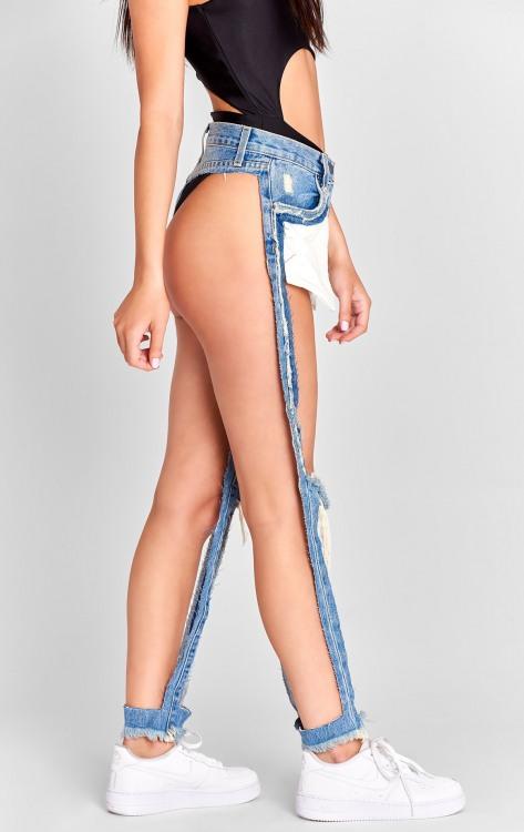 Фото прикол  про джинси та сідниці