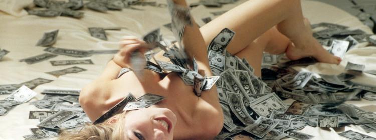 Фото прикол  про жінок, роздягнених людей, гроші вульгарний