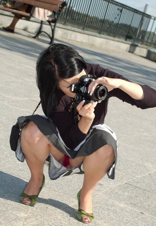 Фото прикол  про фотографів, труси, засвітила вульгарний