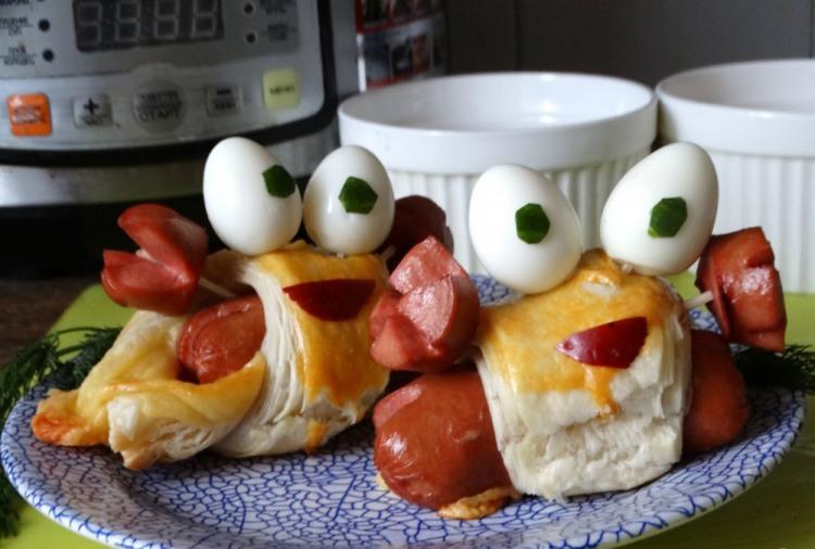 Фото прикол  про сосиски та їжу