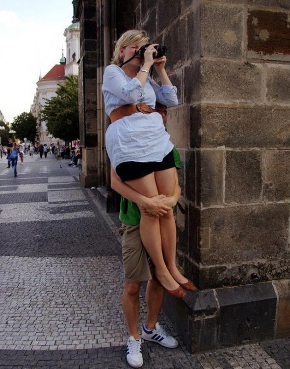 Фото прикол  про фотографів