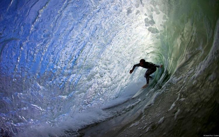 Фото прикол  про серфінг та хвилю