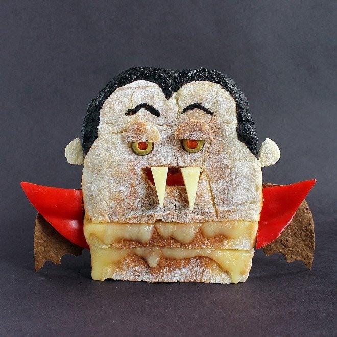 Фото прикол  про канапку та вампірів