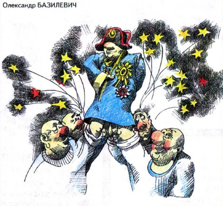 Малюнок  про божевільних, наполеона бонапарта журнал перець