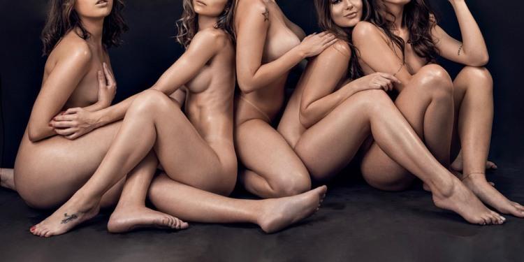 Фото прикол  про дівчат, роздягнених людей, еротику вульгарний
