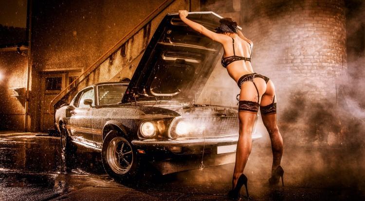 Фото прикол  про автомобілі та еротику