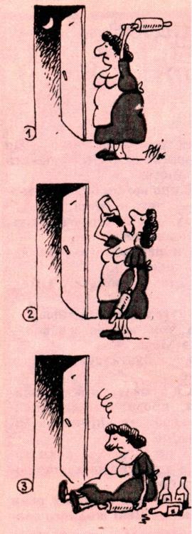 Малюнок  про очікування журнал перець