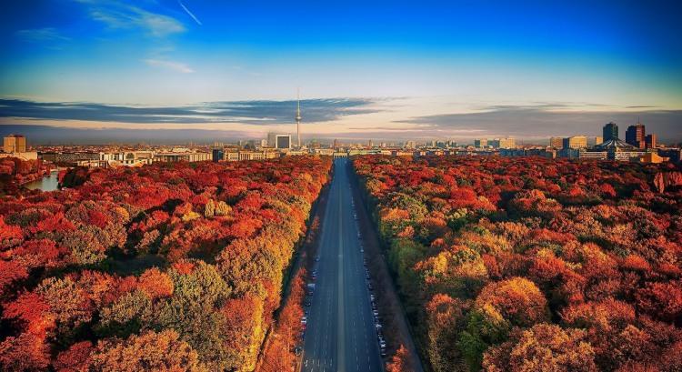 Фото прикол  про осінь та шляхи