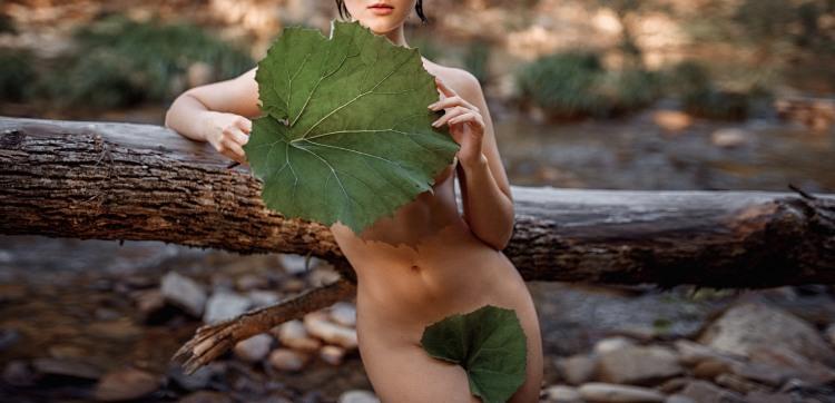 Фото прикол  про еротику, листя вульгарний