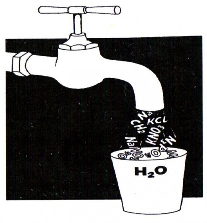 Малюнок  про воду журнал перець