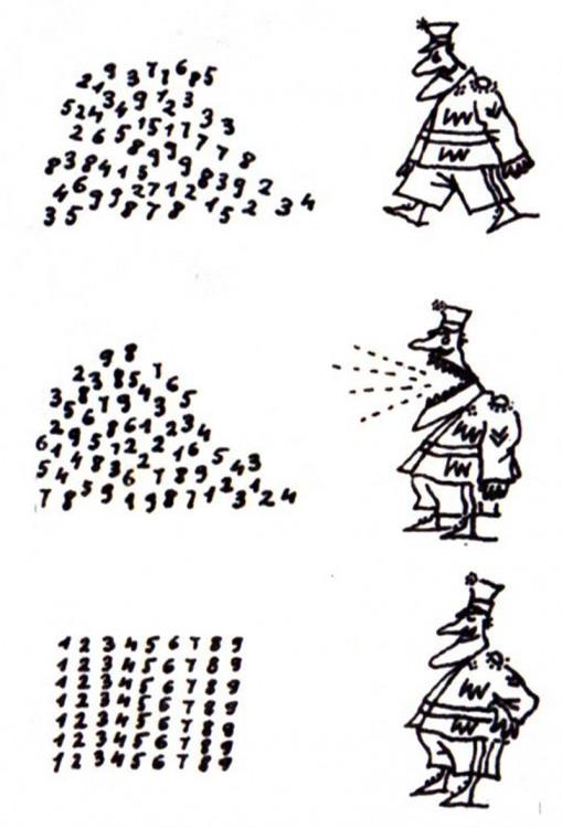 Малюнок  про військових, числа журнал перець