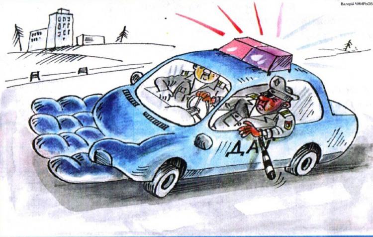 Малюнок  про даі, корупцію, сатиру журнал перець