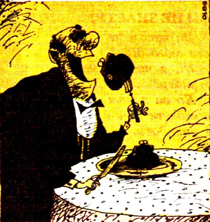 Малюнок  про гаманець журнал перець