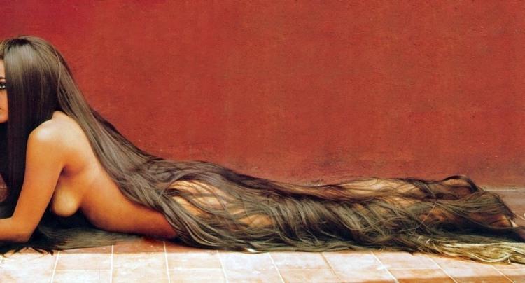 Фото прикол  про волосся та еротику