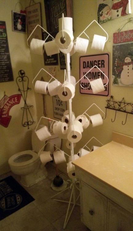 Фото прикол  про туалет та туалетний папір