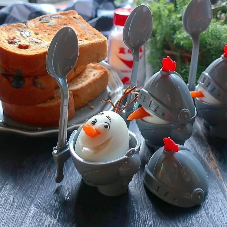 Фото прикол  про яйця та їжу
