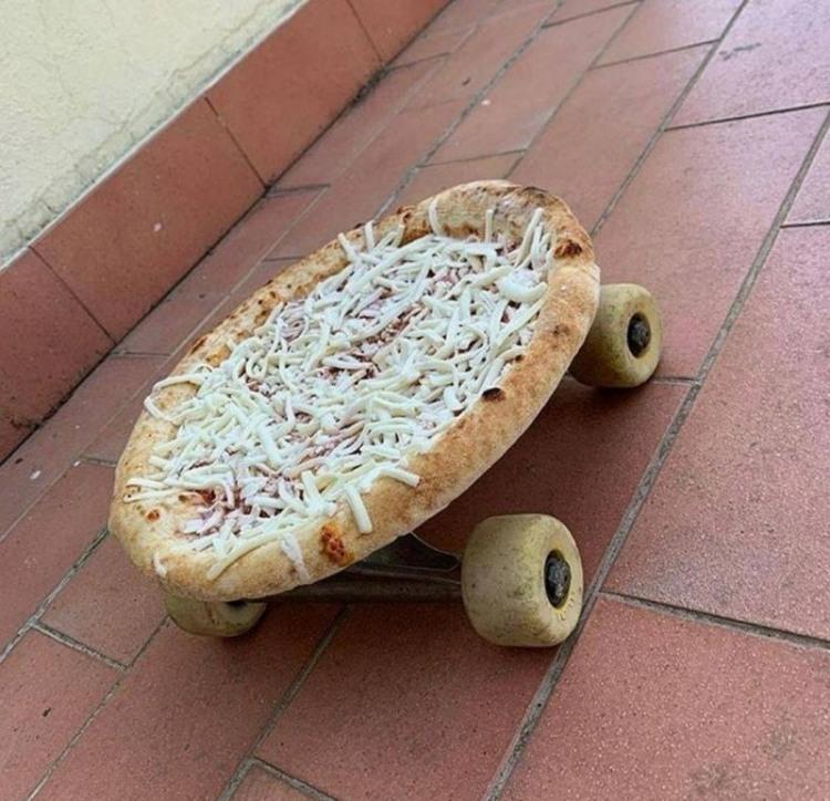 Фото прикол  про піцу