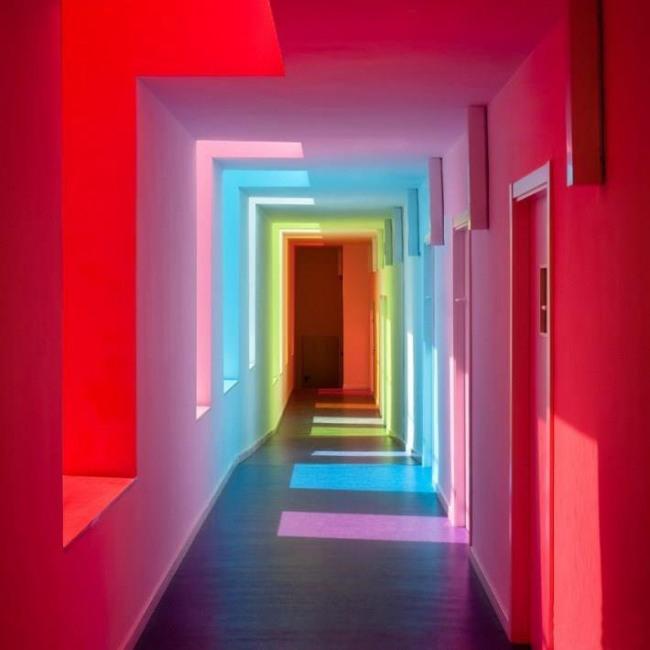 Фото прикол  про кольори